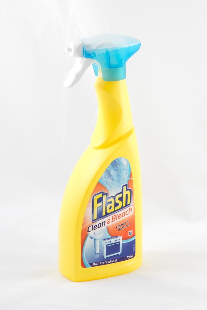 Flash Professional Clean Amp Bleach Kitchen Amp Bathroom Spray