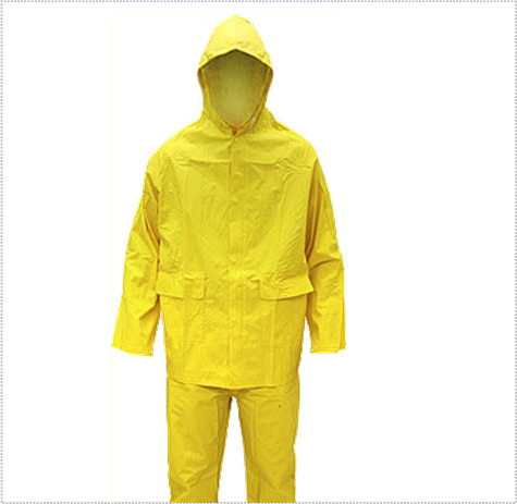 Water Proof Trousers And Jacket For Wet Weather Window