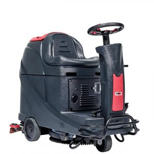 Viper AS530 Micro Ride On Scrubber Dryer