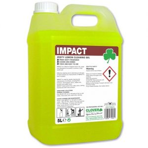 Impact Lemon Floor Gel 5 ltr