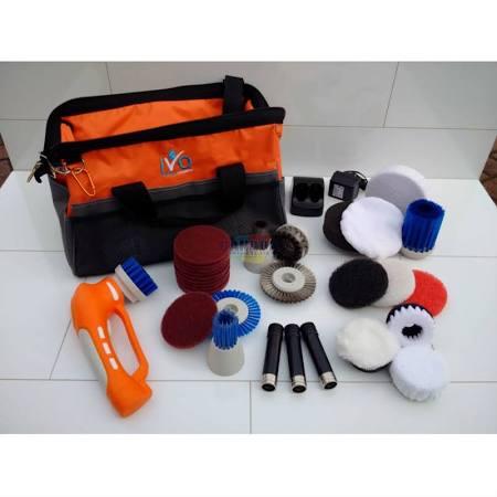 Ivo Power Brush - Contractors Kit